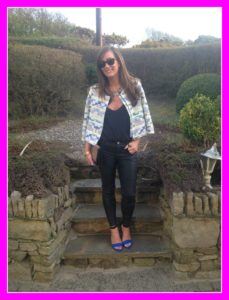Outfit Diaries: Leather Trousers