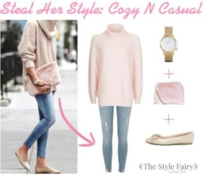 Steal Her Style: Cozy N' Casual