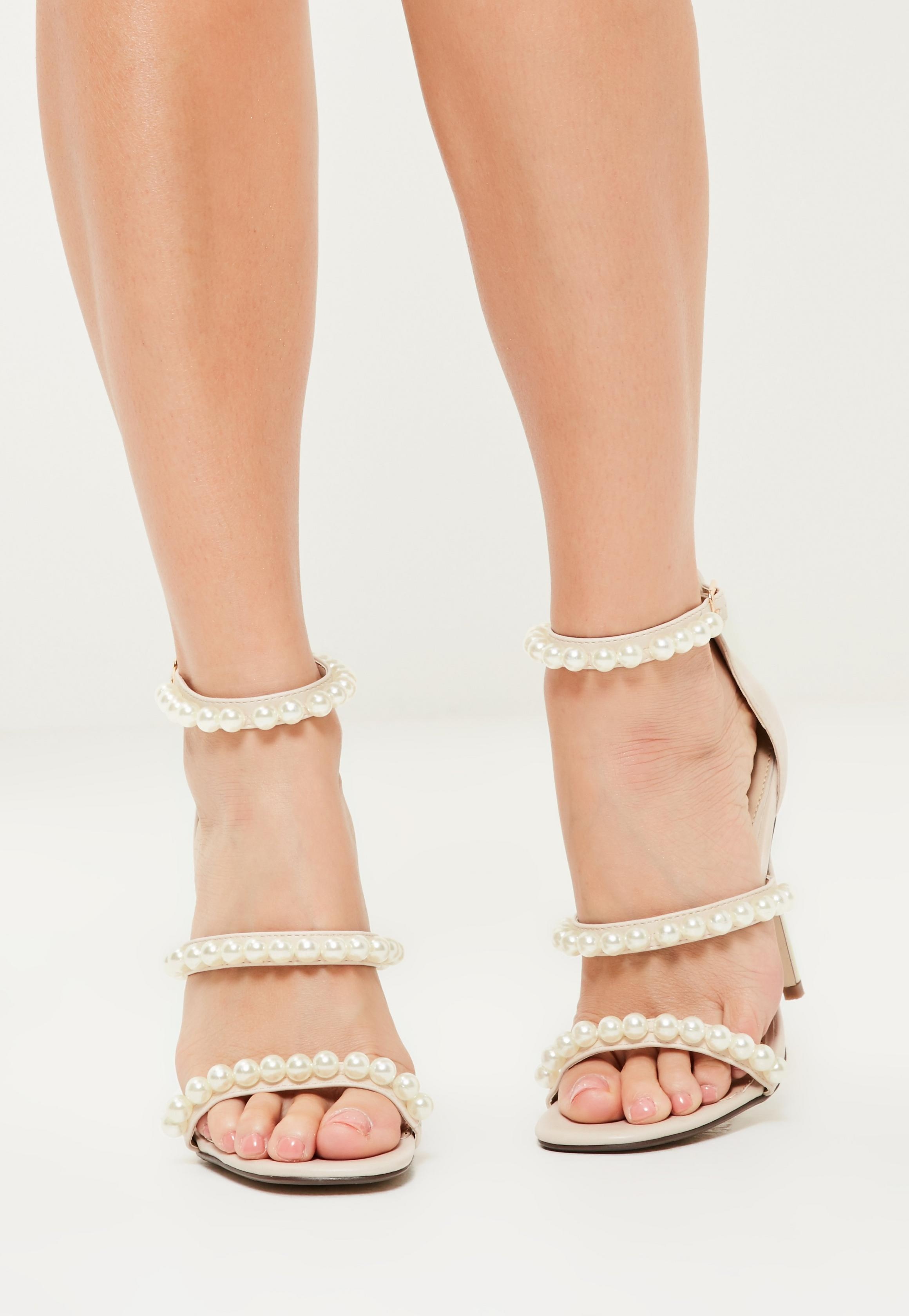 nude-pearl-embellished-3-strap-barely-there-heels