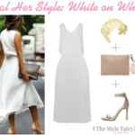 Steal Her Style: White On White