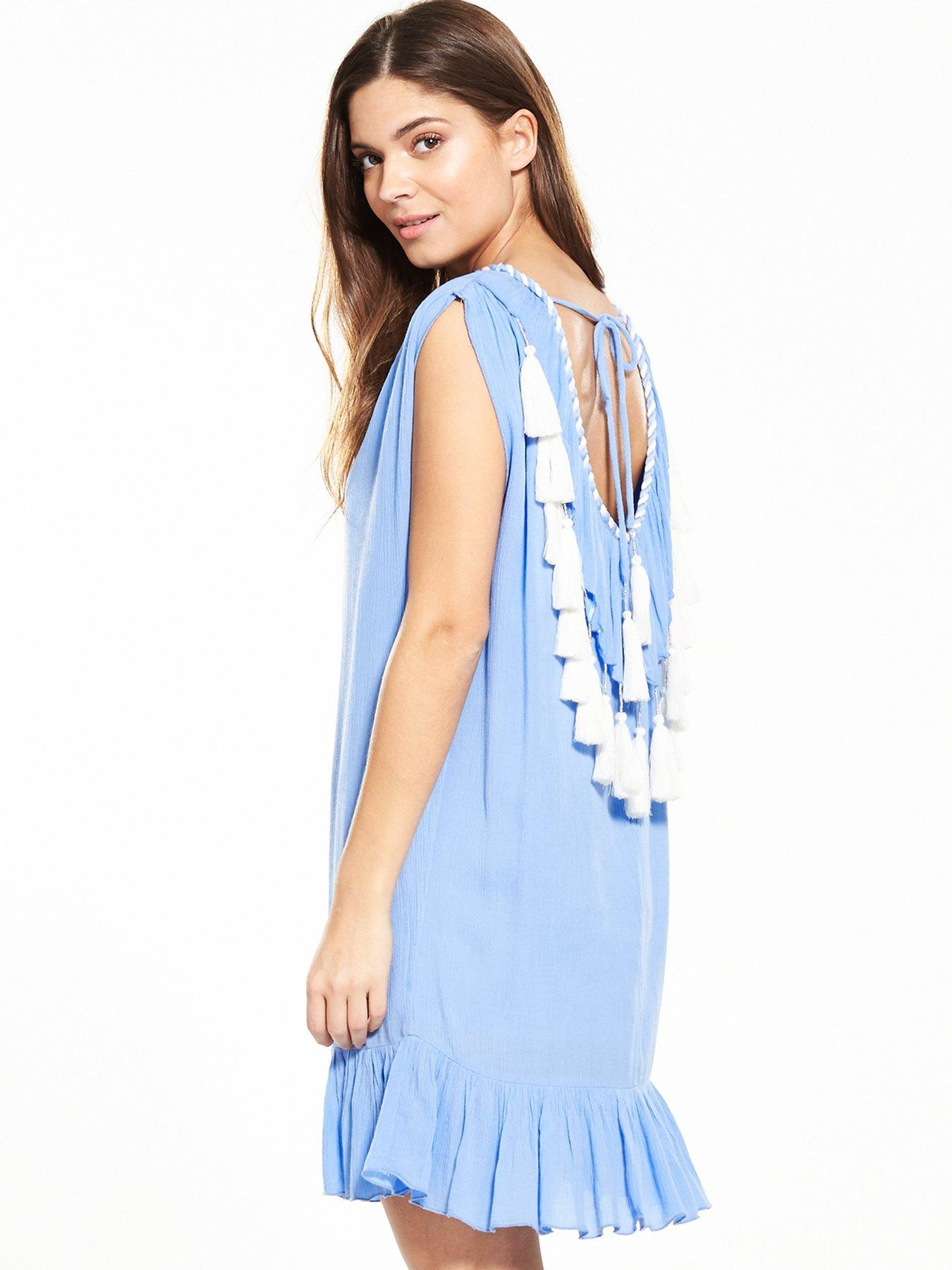 Tassel Beach Dress, €48 Shop here